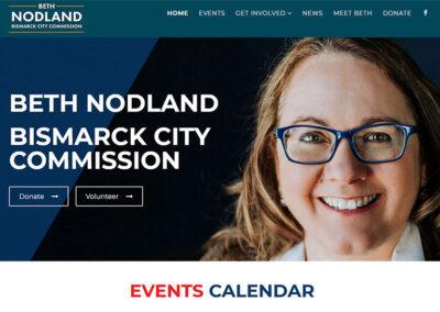 Beth Nodland Campaign