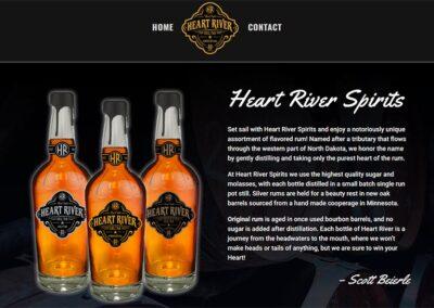 Heart River Spirits