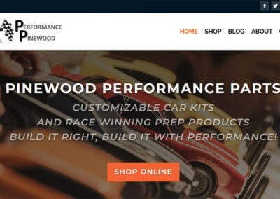 Performance Pinewood