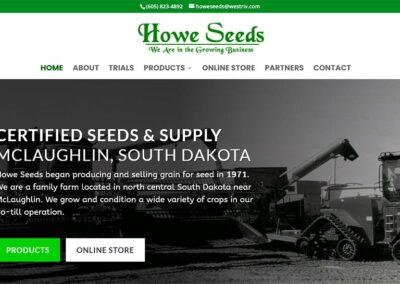 Howe Seeds Inc.