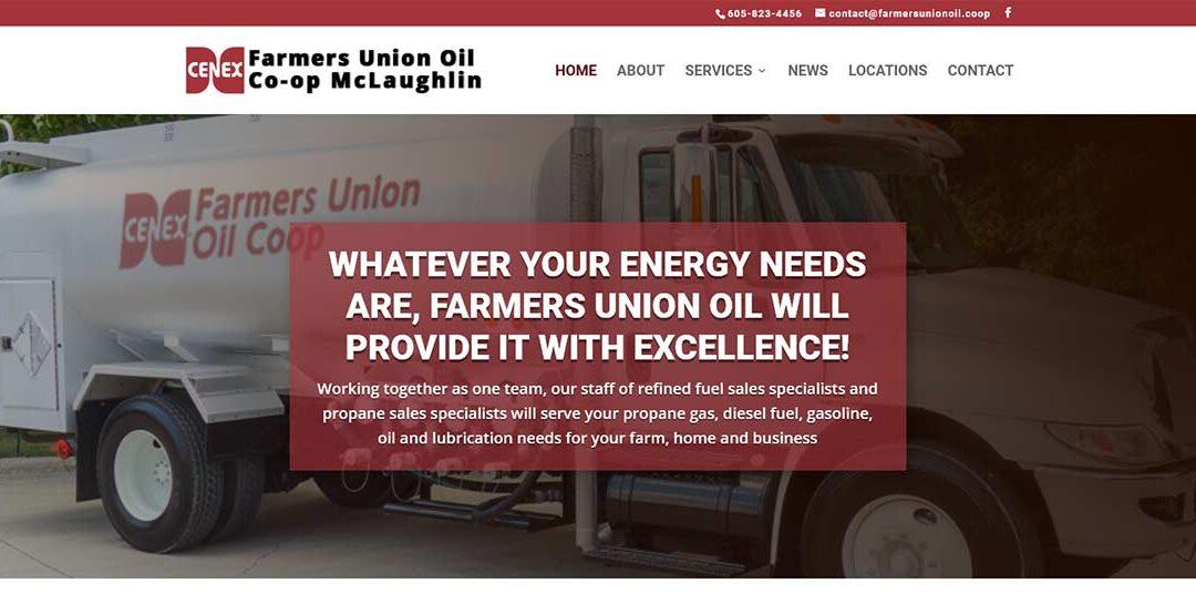 Farmers Union Oil Co-Op